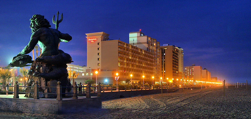 Hampton Inn Virginia Beach