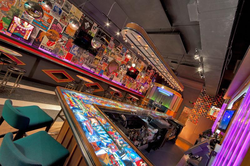 Tilt Side Bar