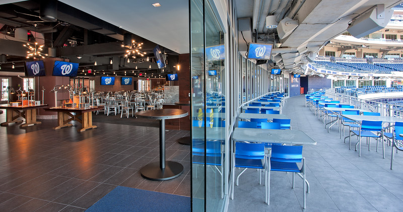 PNC Diamond Club at Nationals Park