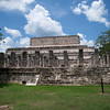 Chichen Itza<br /> Temple of the Warriors<br /> Temple of the Thousand Columns