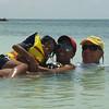 Isla Contoy<br /> Francisco, Elizabeth, Thomas