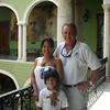 Merida<br /> Elizabeth, Francisco, Thomas