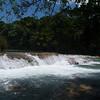Aqua Azul waterfall