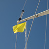 Passage to Isla Mujeres<br /> Q-Flag<br /> Quarantine Flag