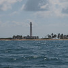 Passage to Isla Mujeres<br /> Isla Contoy Lighthouse