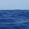 Passage to Isla Mujeres<br /> Passing Ship