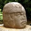 Villahermosa Parque La Venta<br /> Olmec Head