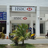 HSBC, bank in Isla Mujeres