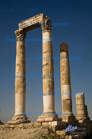 Hercules Gate, Jerash