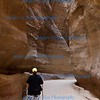 Through the Siq, Petra
