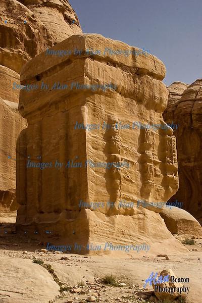 The Djinn Block, Jerash