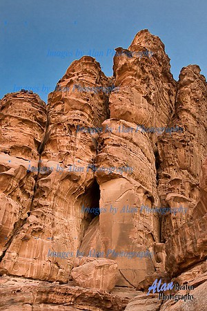 Pillars of Wisdom, Wadi Rum