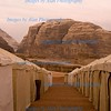 Camp at Wadi Rum