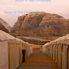 Camp at Wadi Rum
