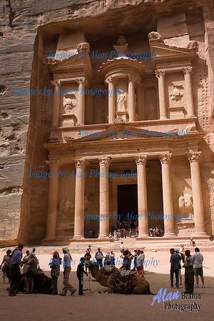 The Treasury, Al Kazneh, Petra