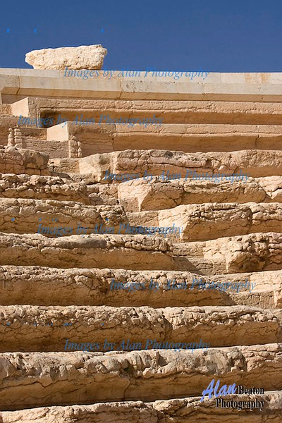 Sy33-Seating in the Theatre, Palmyra