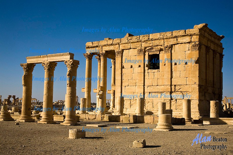 Sy27-Temple of Bel, Palmyra