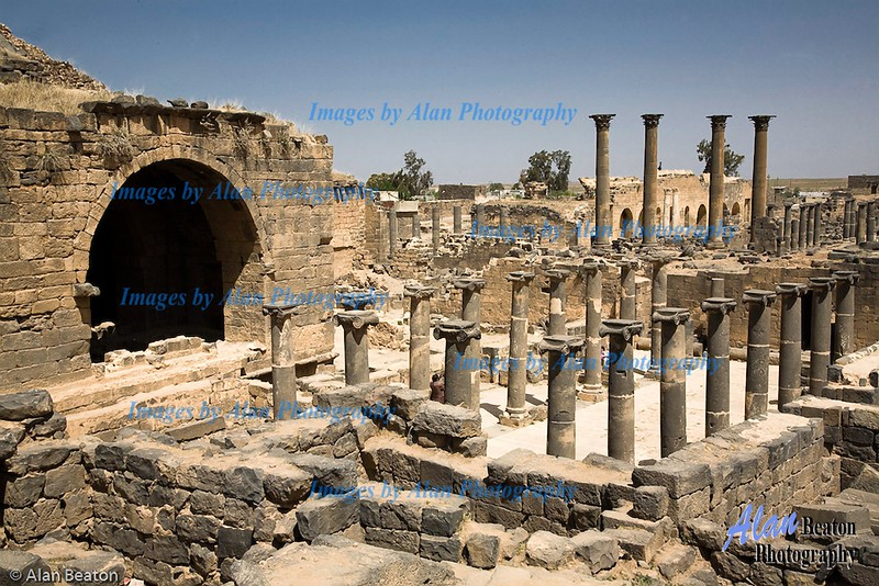Sy39-Ruins of the Old City, Bosra