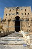 Sy15-The Citadel Gatehouse, Aleppo