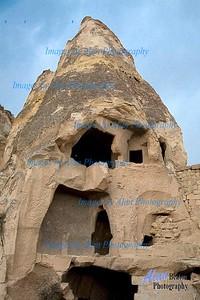 Cave houses, Cappadocia
