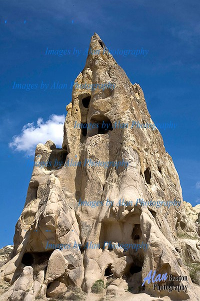 Living on the Peak, Cappadocia