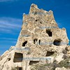Mountain dwellings, Cappadocia