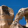 Arches near Uchisar, Cappadocia