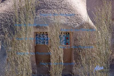 Hidden doorways, Cappadocia
