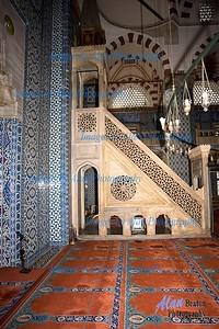 Minbar, Rusten Pasa Mosque, Istanbul