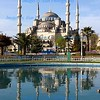Morning Light at the Blue Mosque, Istanbul