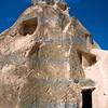 Entrance to a Cave House, Cappadocia