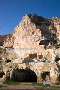 Cave houses, Urgup, Cappadocia