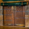 Decorative Gate, Rustem Pasa Mosque, Istanbul