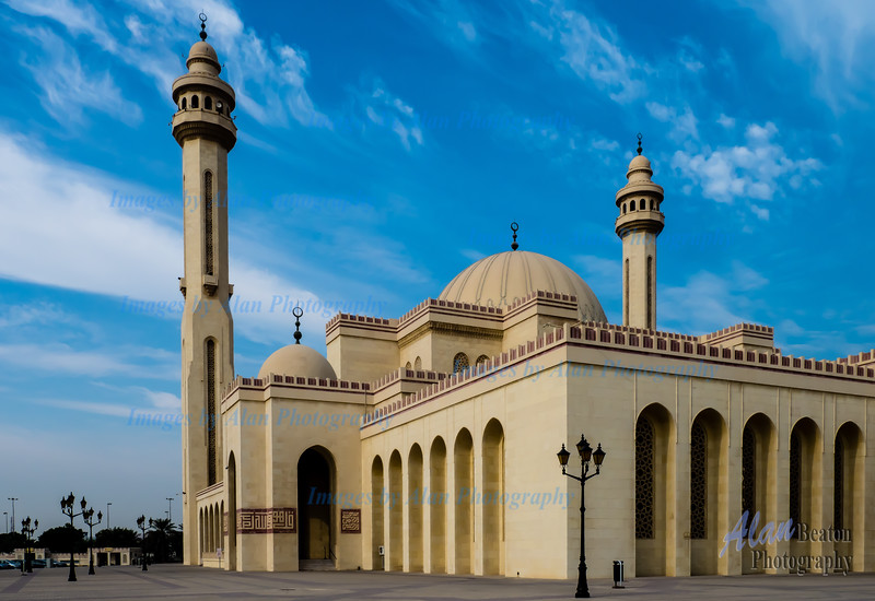 Al Fatah Grand Mosque, Bahrain