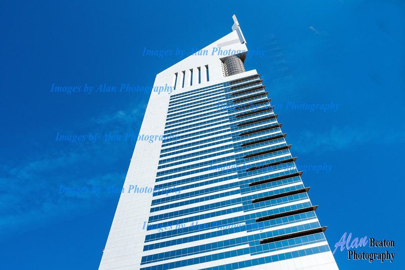 City architecture, Dubai