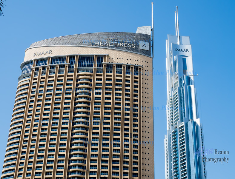 Hi-rise Buildings, Dubai