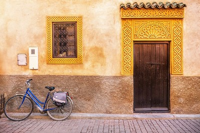 Golden Door in Marrakesh