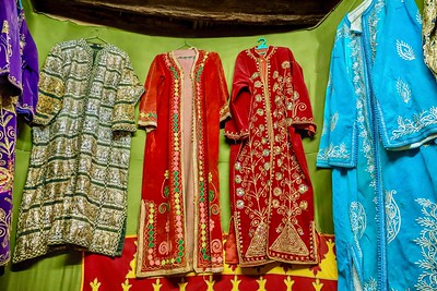 Traditional Moroccan clothing