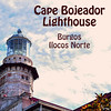 Cape Bojeador Lighthouse, also known as Burgos Lighthouse, is a cultural heritage structure in Burgos, Ilocos Norte, that was established during the Spanish Colonial period in the Philippines. It was first lit on March 30, 1892, and is set high on Vigia de Nagpartian Hill overlooking the scenic Cape Bojeador where early galleons used to sail by. After over 100 years, it still functions as a welcoming beacon to the international ships that enter the Philippine Archipelago from the north and guide them safely away from the rocky coast of the town