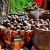 Little jars for souvenirs?
