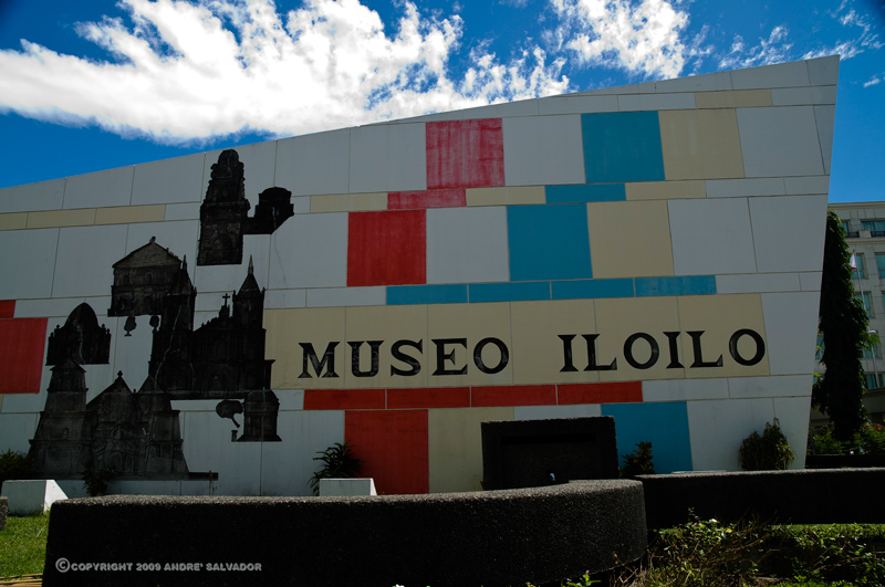 Partial view of Museo Iloilo Building.