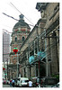 This is the old historic Binondo Church. This was taken from the rear at the side street.