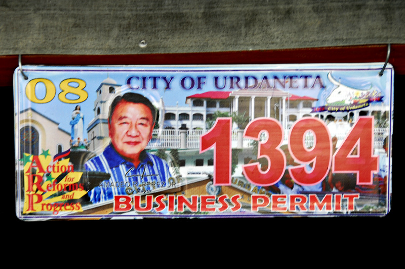 PUBLIC MARKET, URDANETA, PANGASINAN, PHILIPPINES