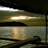 Taken at sunset on the way back to Jaro.
