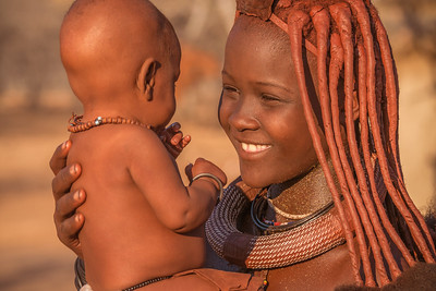 Mother's Smile