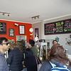 pie shop in Te Anau - got a muffin