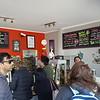 pie shop in Te Anau - got a muffin