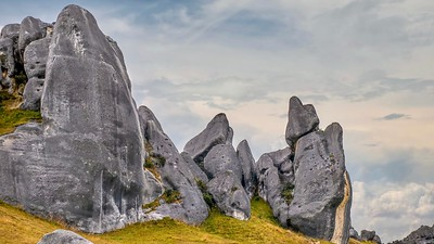 Castle Hill, New Zealand