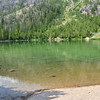 Titus Lake Trail in Sawtooth