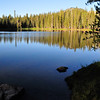 Summit Lake in Lassen